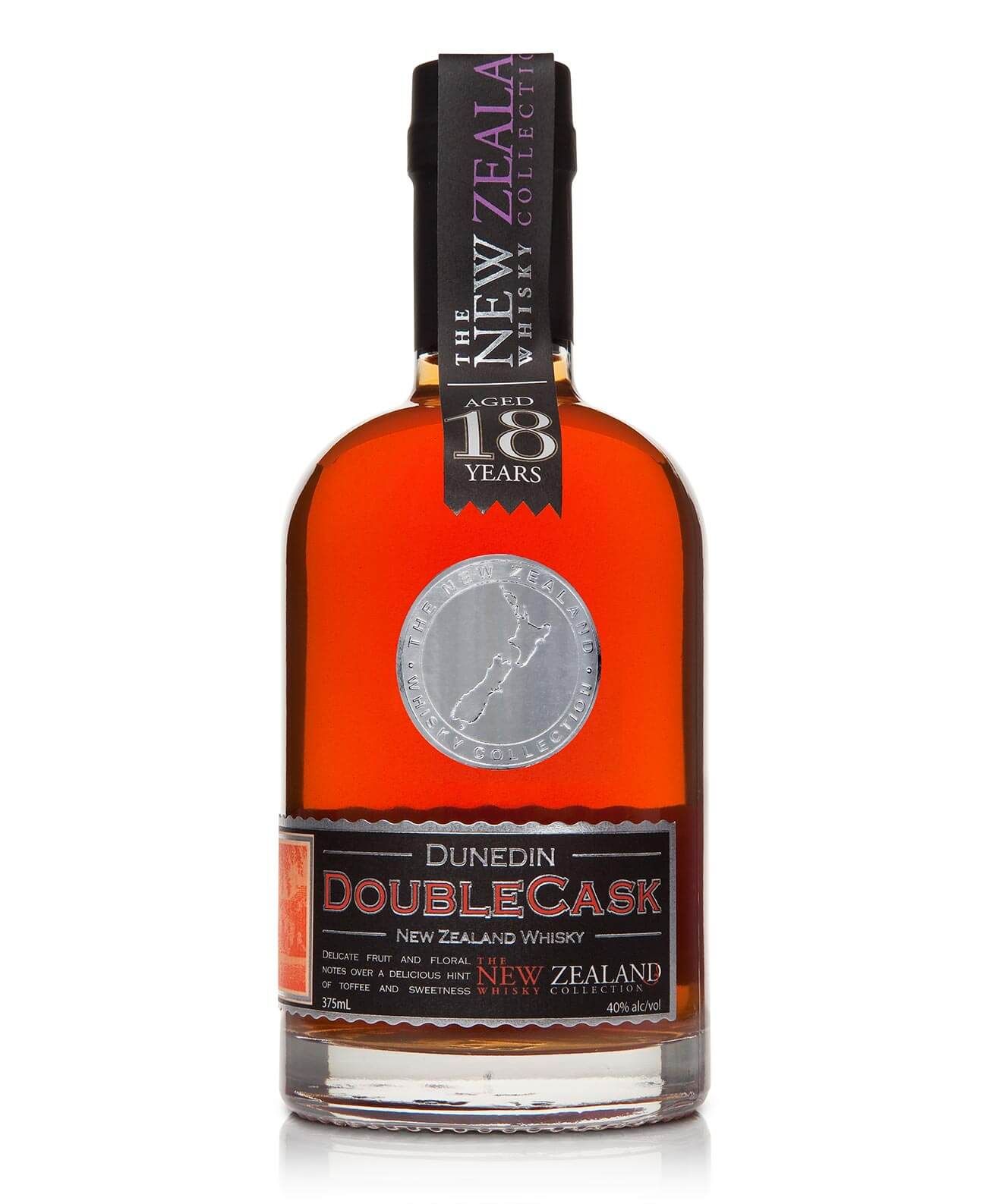 Dunedin DoubleCask 16 Year Old bottle