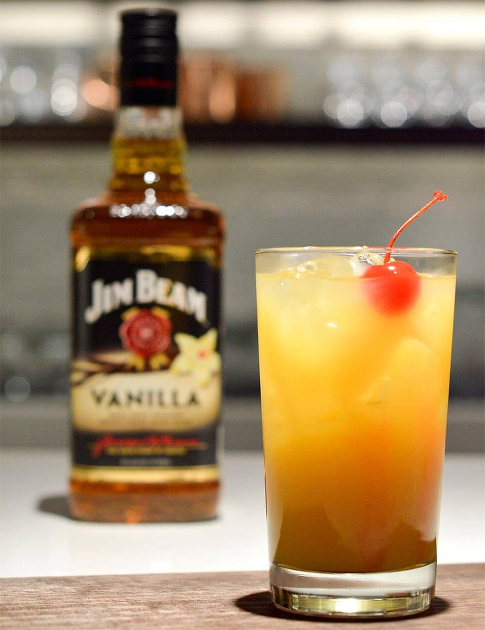 Jim Beam Launches New Jim Beam Vanilla
