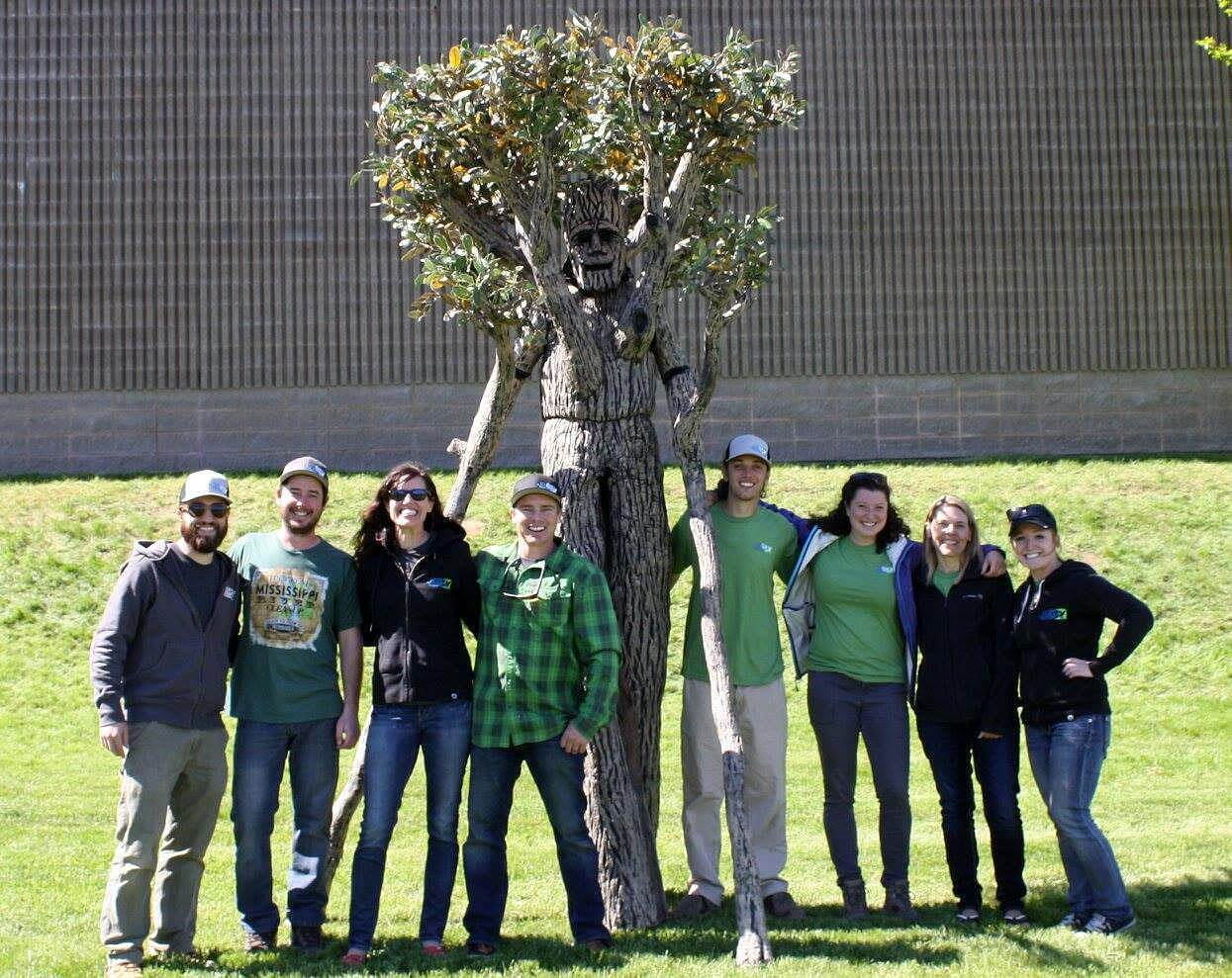 One Millionth Tree