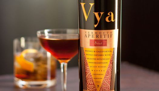 Celebrate Manhattan Month this October with Vya Vermouth