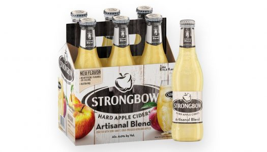 Strongbow Launches Artisanal Blend