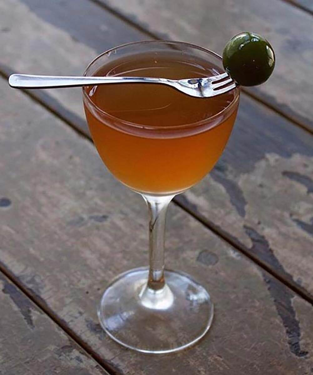 The Spanish Inquisition cocktail