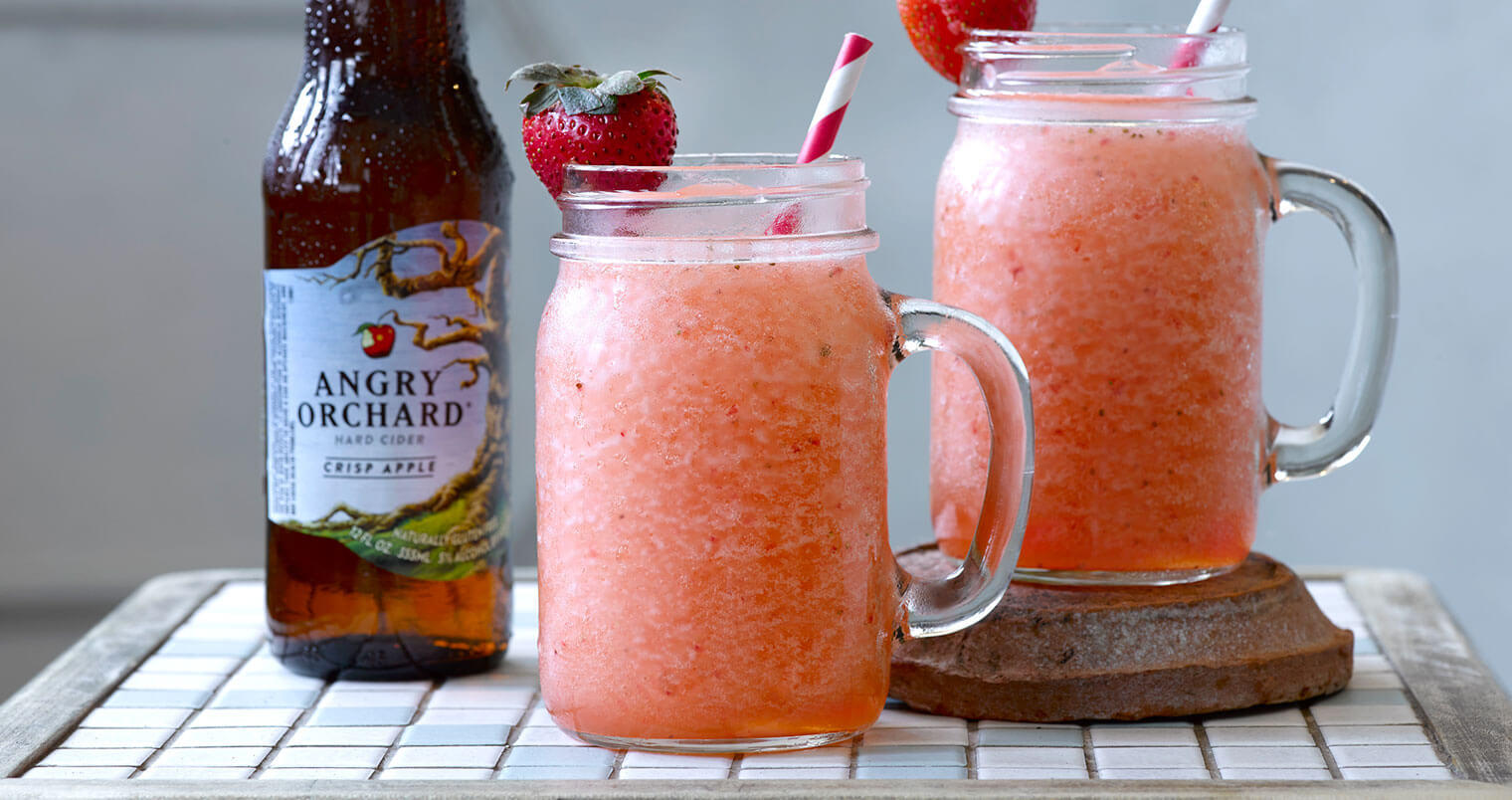 Angry Hard Cider Slushy, featured image