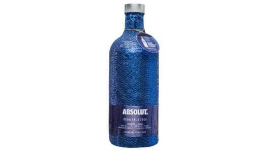 Absolut Launches Limited Edition Sequin Bottle
