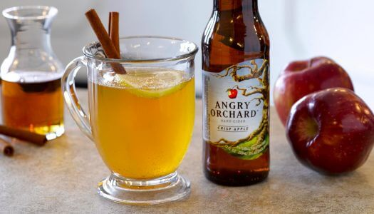 Angry Orchard Fall Cocktails