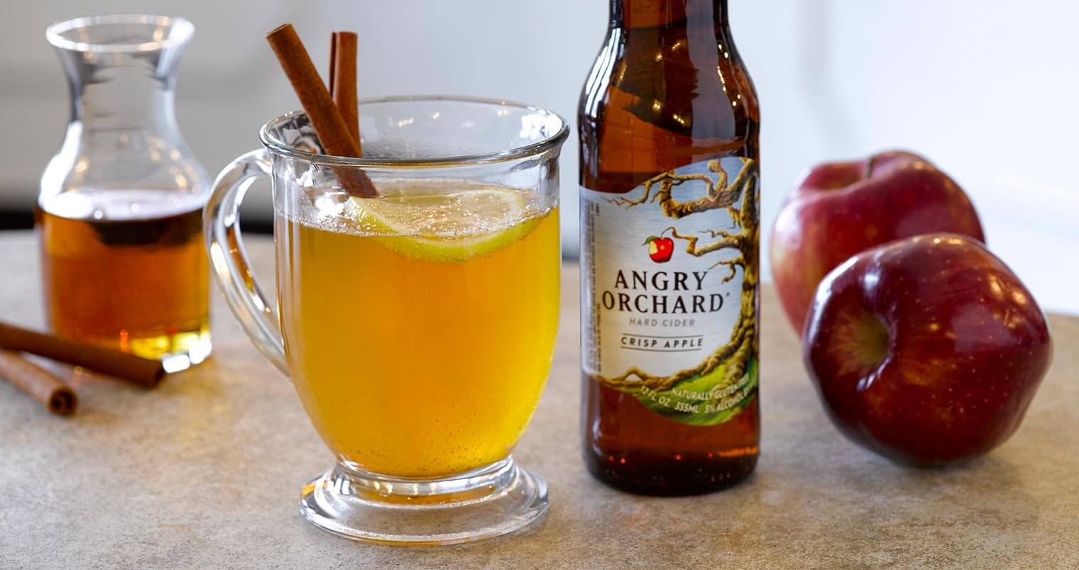 Angry Orchard Fall Cocktails, featured image