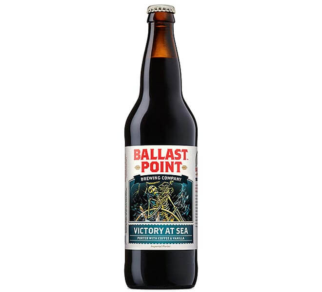 Ballast Point Victory At Sea bottle