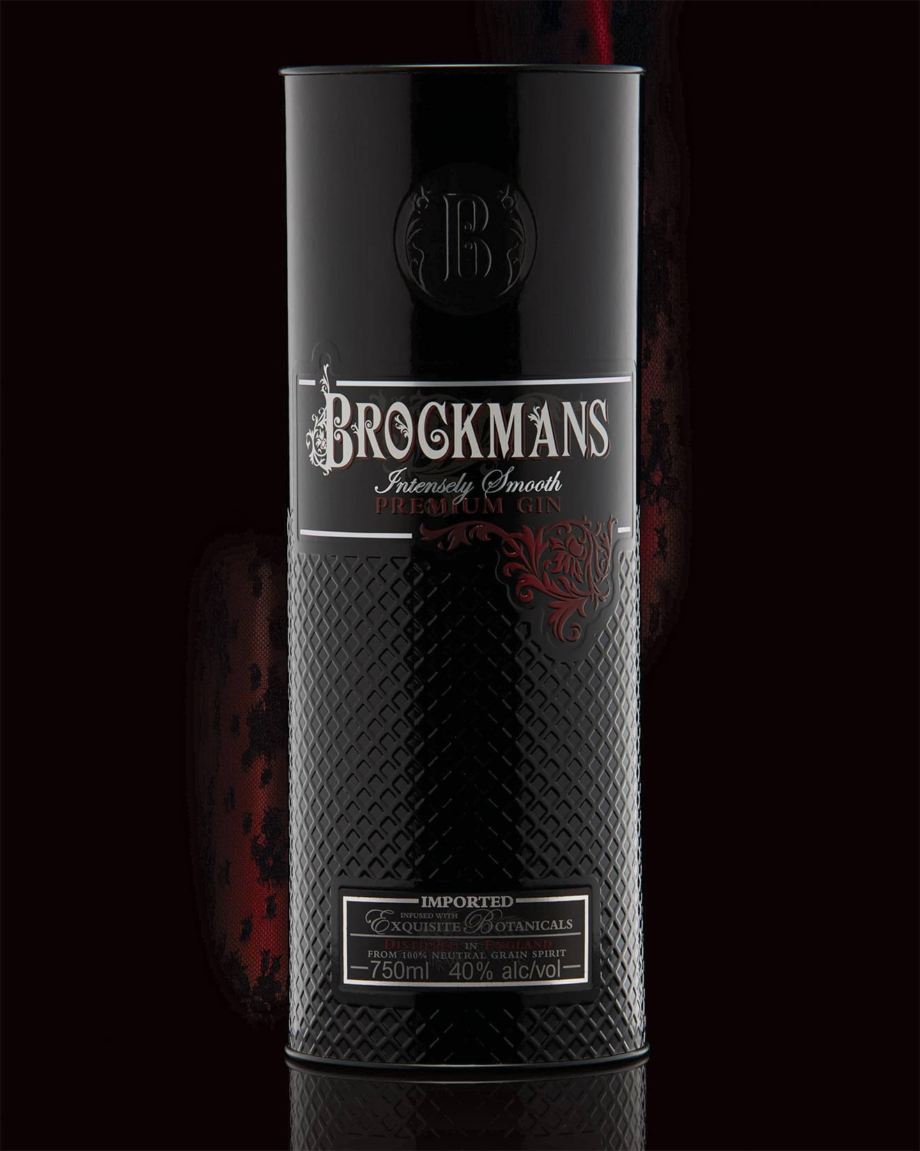 Brockmans Gin 2017 Holiday Gift Pack