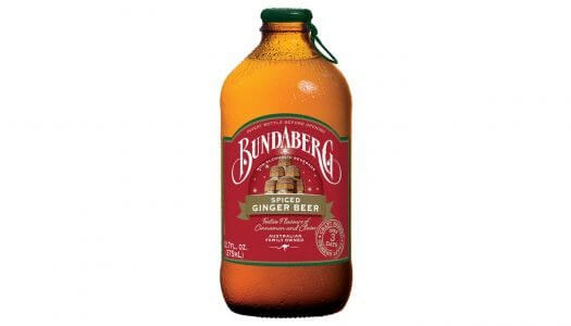 Bundaberg Launches Limited Release Spiced Ginger Beer in the U.S.