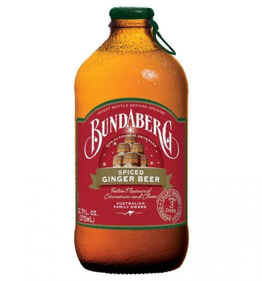 Bundaberg Launches Limited Release Spiced Ginger Beer in the U.S., featured image