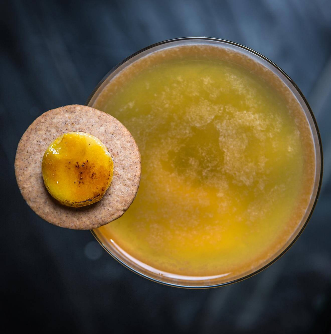 Early Autumn cocktail