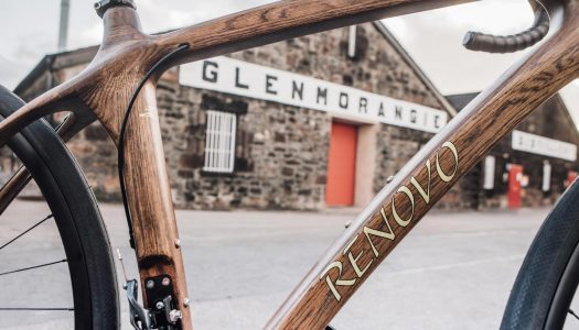 Glenmorangie Partners with Renovo to Build Bicycles from Whisky Casks