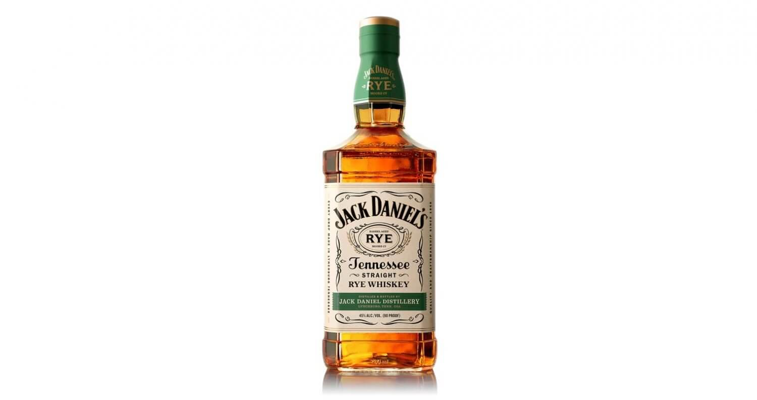 Jack Daniel's Tennessee Rye Launches, featured image