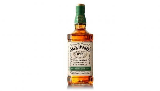Jack Daniel's Tennessee Rye Launches