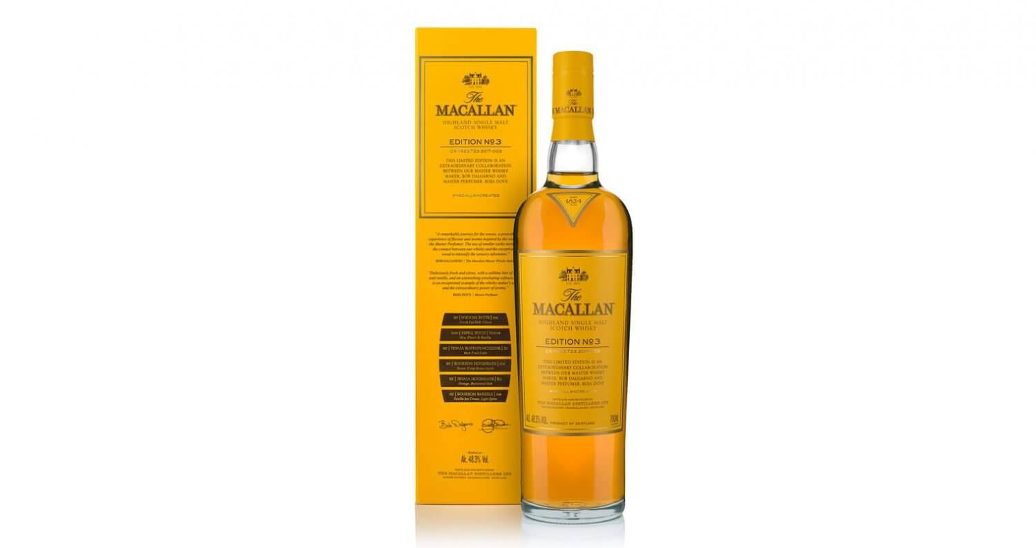 The Macallan Debuts Edition No. 3, featured image