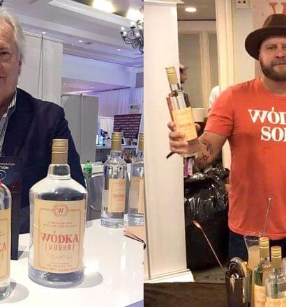 Meet Wódka Vodka President, Rich Roberts, and Marketing Director, Daniel Undhammar, featured image