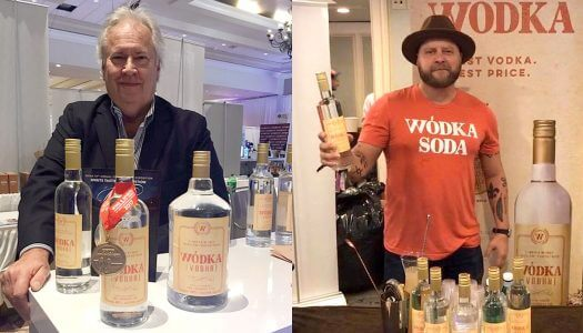 Meet Wódka Vodka President, Rich Roberts, and Marketing Director, Daniel Undhammar