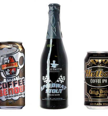 5 Coffee Beers to Drink on National Coffee Day, featured image