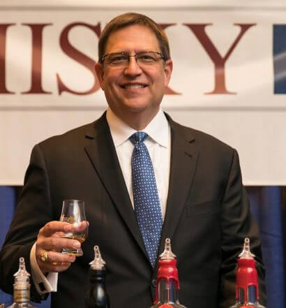 Meet Dave Sweet - Founder of Whisky LIVE, featured image