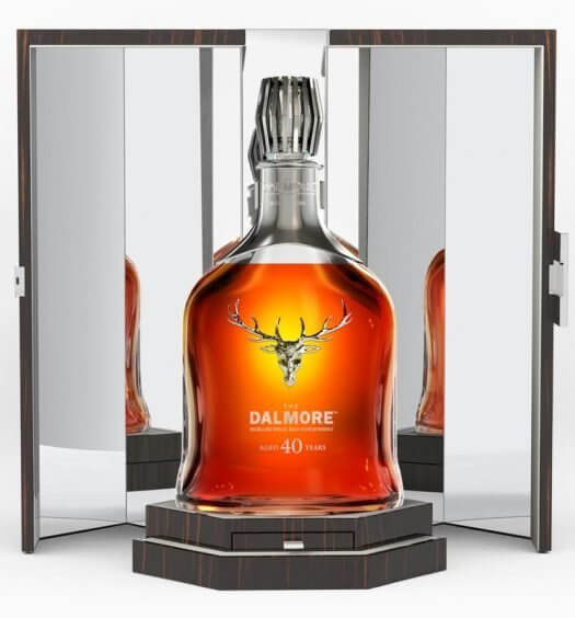 The Dalmore Releases 40 Year Old Whisky, featured image