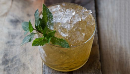 Must Mix: Urban Herb Garden Julep
