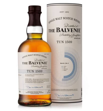 The Balvenie Launches Fourth Bottling in the Tun 1509 Series, featured image
