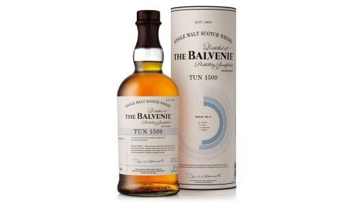 The Balvenie Launches Fourth Bottling in the Tun 1509 Series