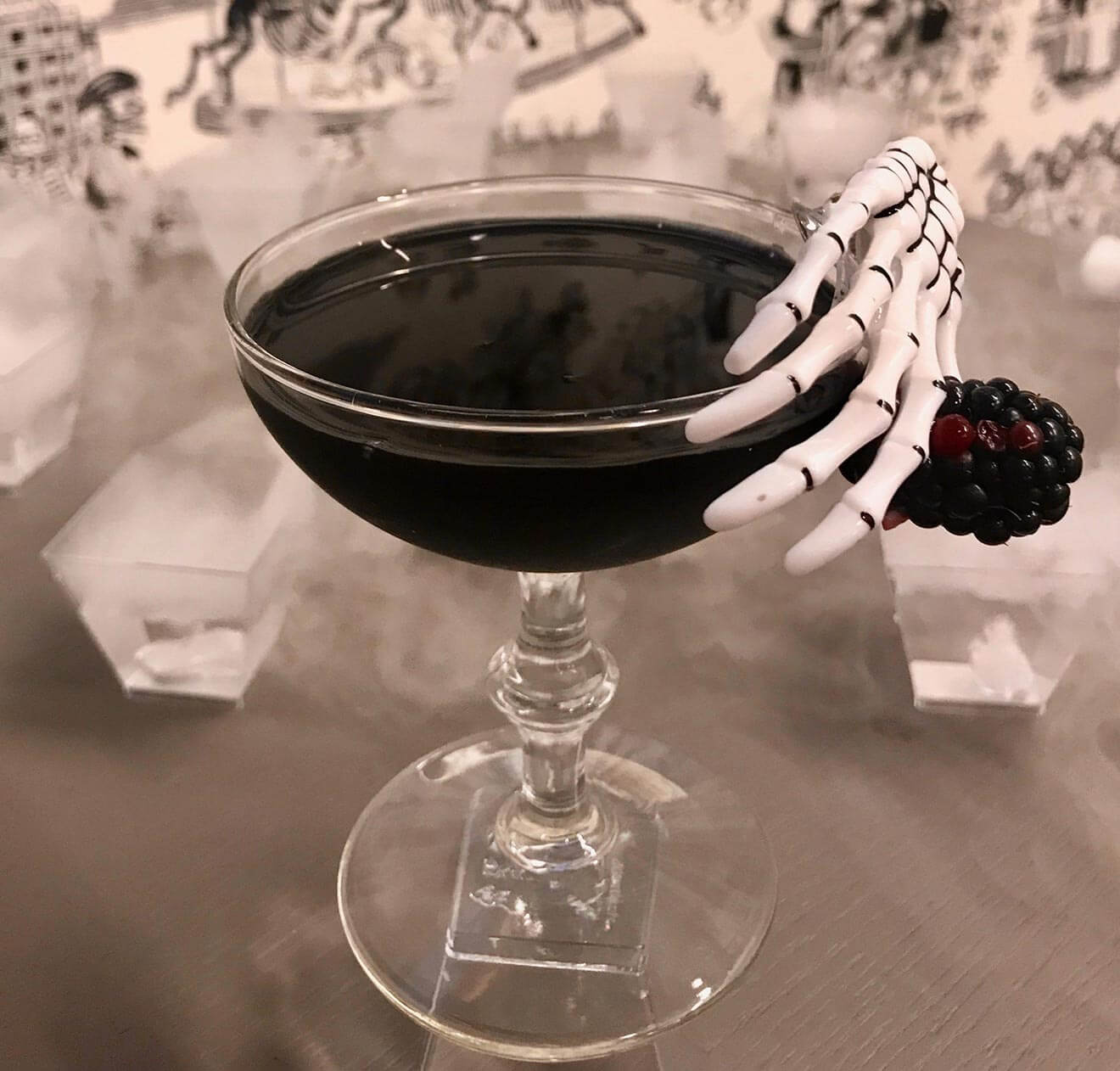 Black Magic Woman cocktail