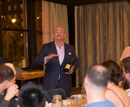 The Chilled 100 Ambassadors Visit the Windy City