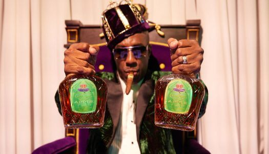 "J.B. Smoove Stars in ""Crown Royal Regal Apple: The Musical"""
