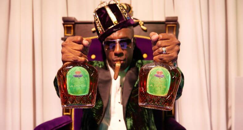 """J.B. Smoove Stars in """"Crown Royal Regal Apple: The Musical"""", featured image"""