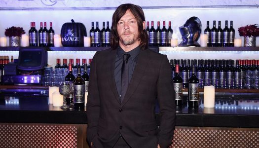 The Walking Dead's Norman Reedus Toasts NY Comic Con with Ravage Wines