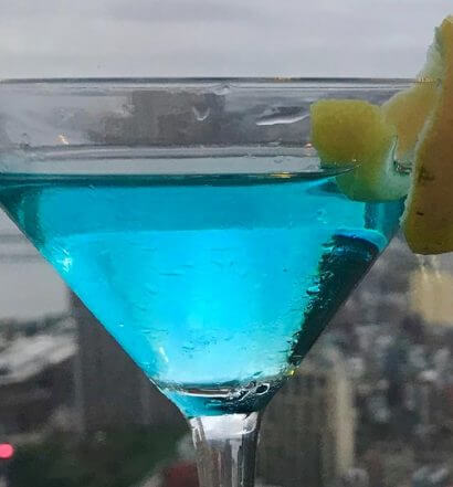 Polished Man Cocktail, featured image