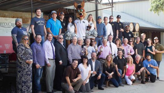Rebecca Creek Distillery Partners with San Antonio Spurs