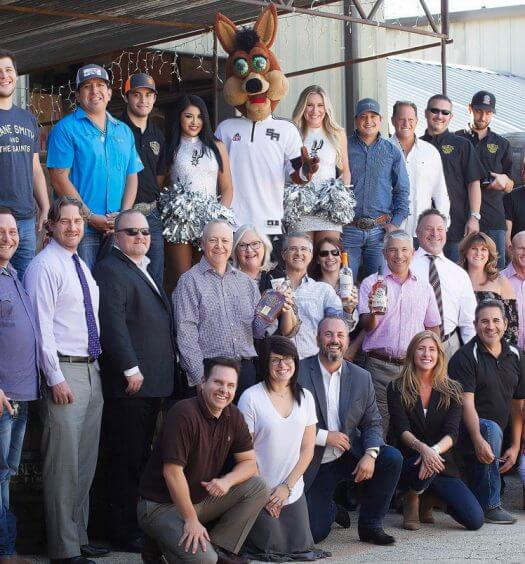 Rebecca Creek Distillery Partners with San Antonio Spurs, featured image