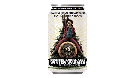 Rahr & Sons Brewing Co. Releases Bourbon Barrel Aged Winter Warmer Aged in Jack Daniel's Barrels