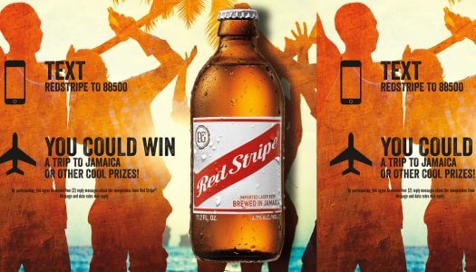 Win a Trip to Jamaica with Red Stripe