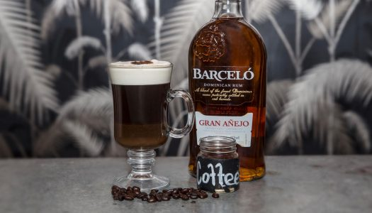 Must Mix: Ron Barceló Pumpkin Spiced Dominican Coffee