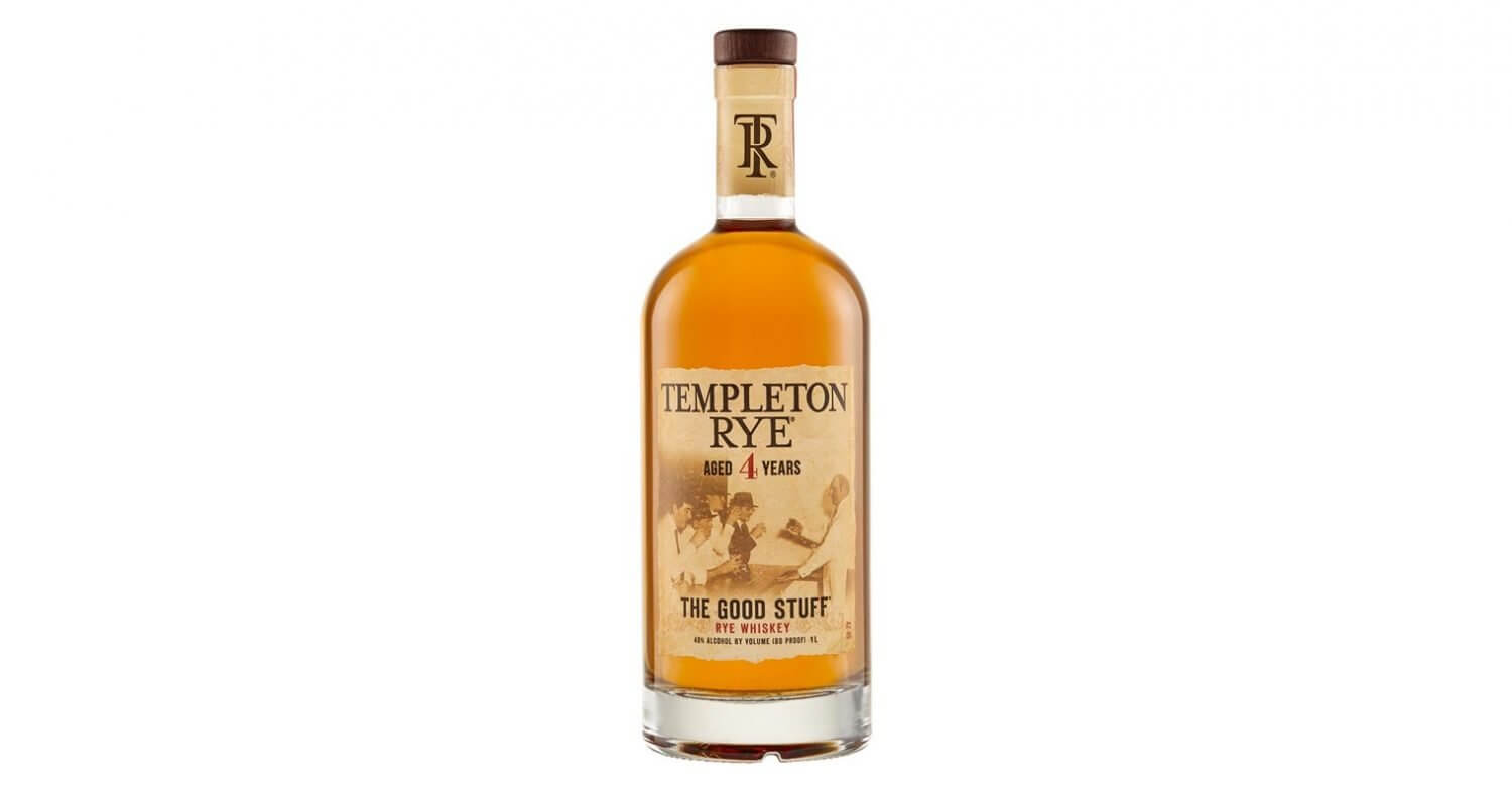 Templeton Rye Debuts 1 Liter Size of The Good Stuff, featured image
