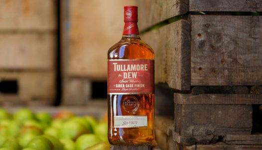Tullamore D.E.W. Irish Whiskey Launches Cider Cask in the U.S.