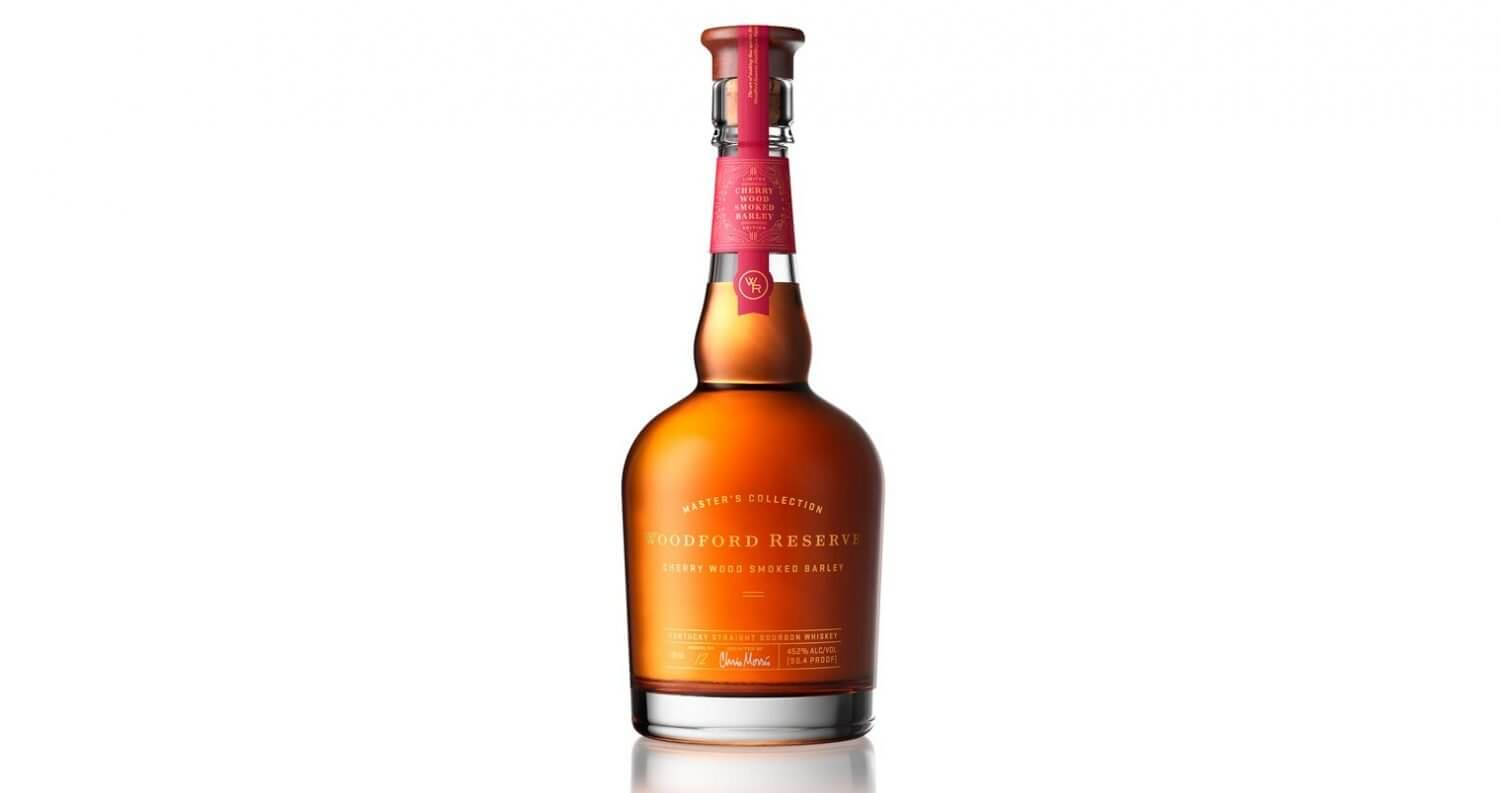 Woodford Reserve Releases Master's Collection with Cherry Wood Smoked Barley, featured image