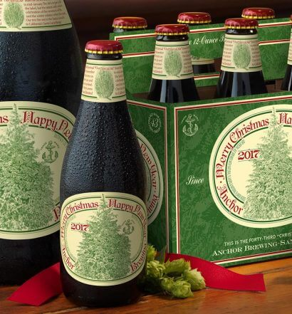 Anchor Brewing 43rd Annual Christmas Ale, featured image