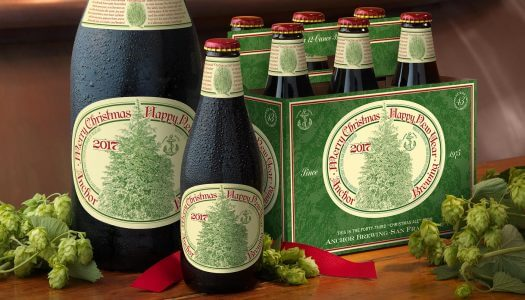 Anchor Brewing Releases 43rd Annual Christmas Ale