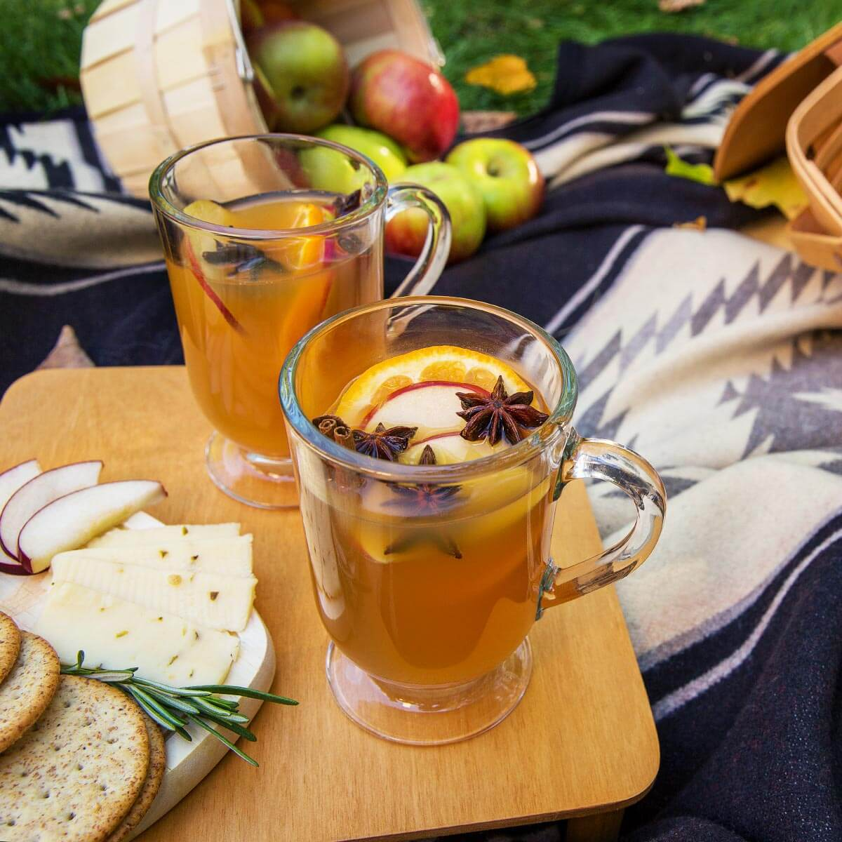 Cointreau Mulled Cider