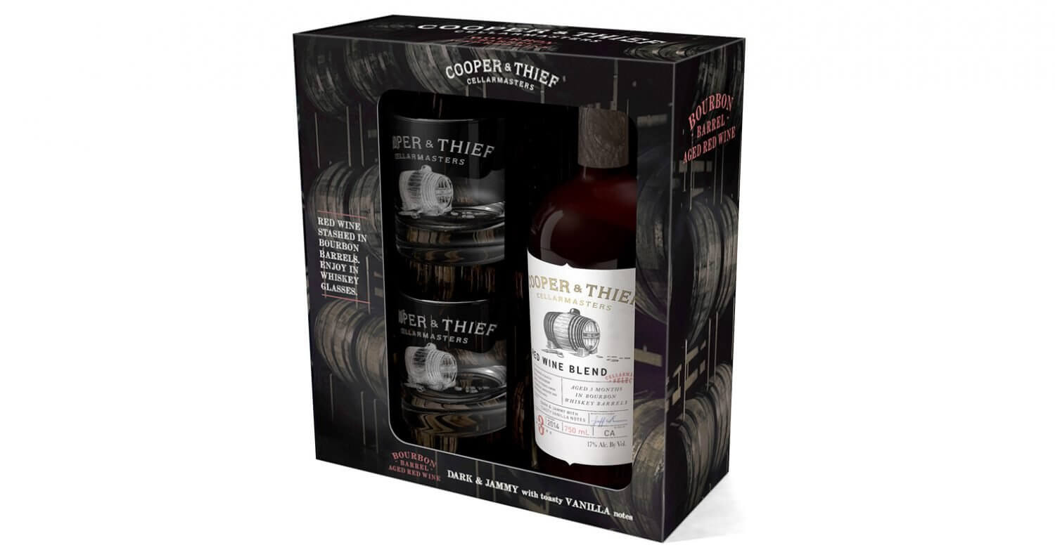 Cooper & Thief 2014 Red Blend Holiday Gift Pack, featured image
