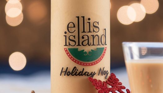 Ellis Island's Holiday Nog Now Available