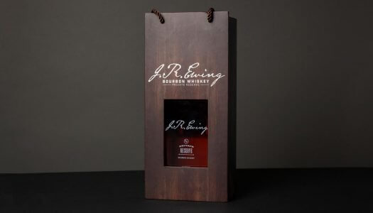J.R. Ewing Bourbon Releases Limited Edition Holiday Packaging