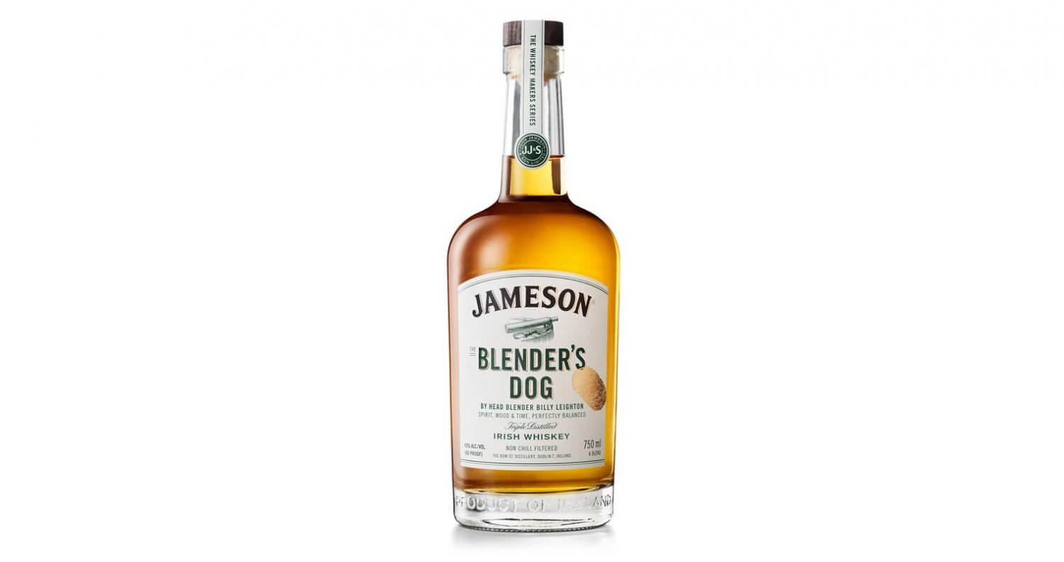 The Blender's Dog, jameson's featured image