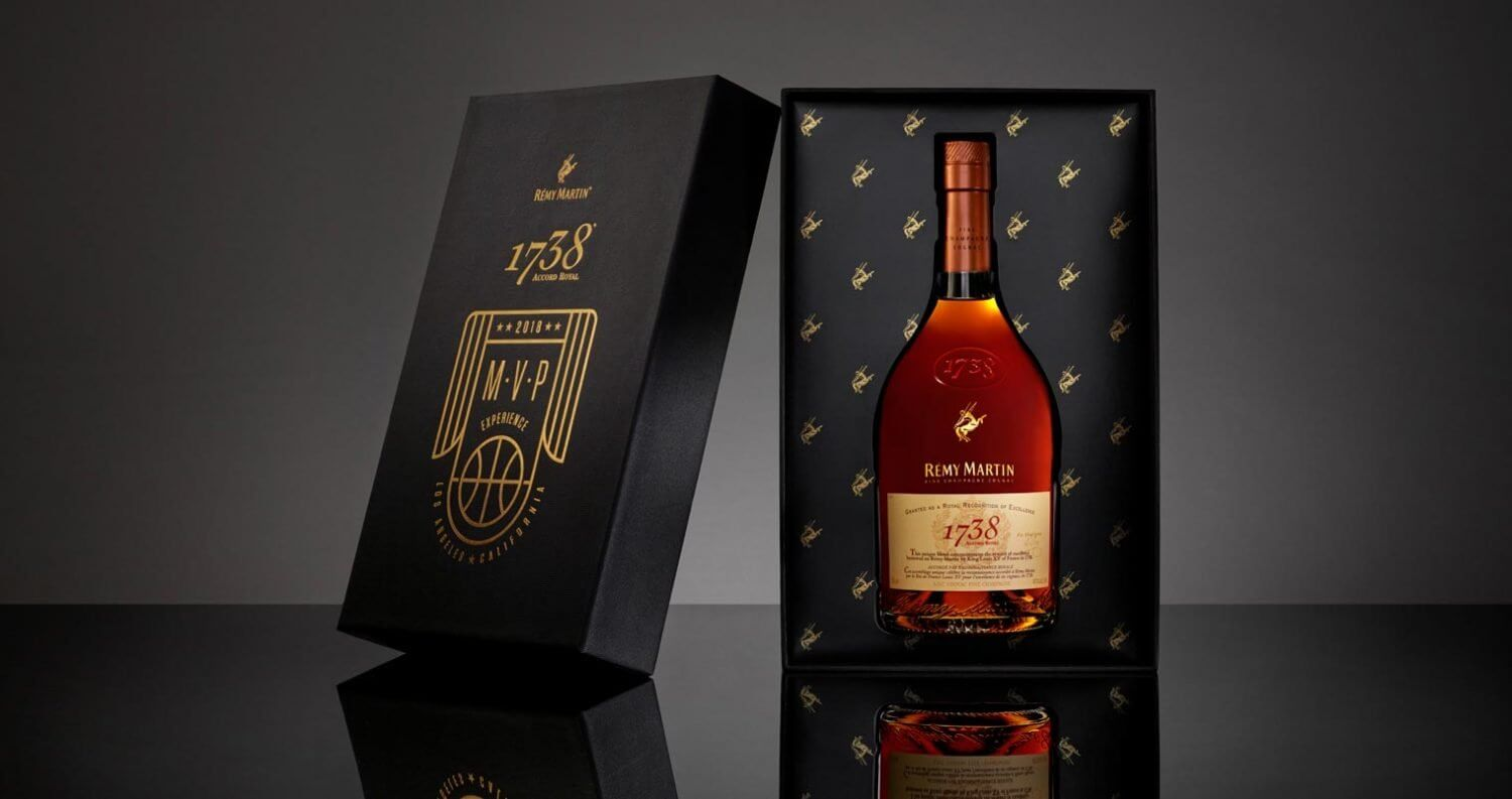 Rémy Martin 1738 Sneaker Box Gift Set, featured image