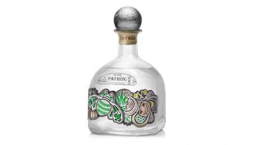 Patrón Silver One-Liter Limited Edition Bottle Launches